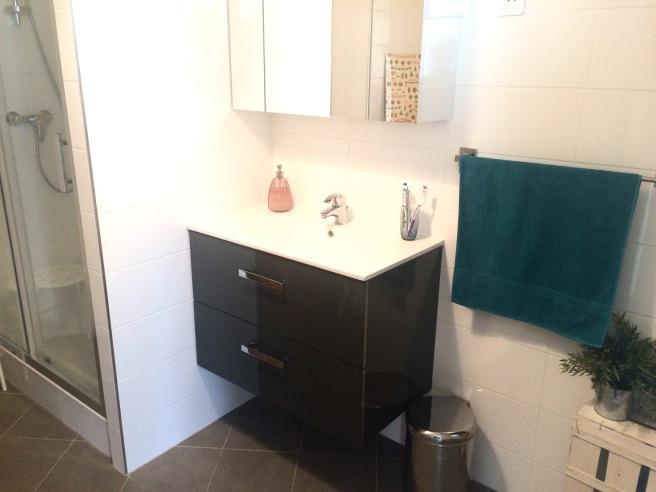 baño actual