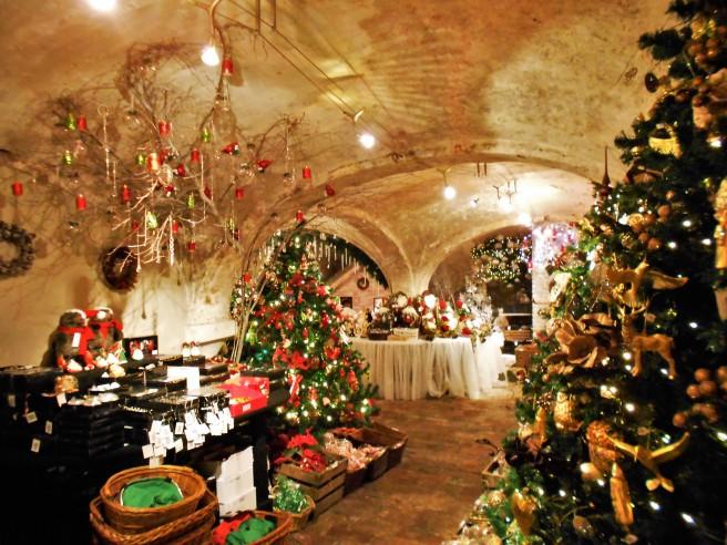 Tienda navideña Brujas
