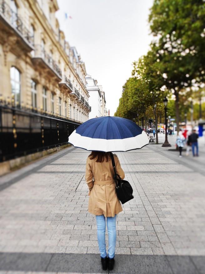 Un paseo por Champs Elysées