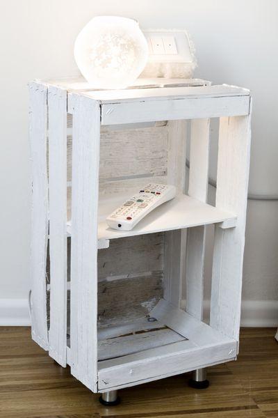 Idea caja mesita