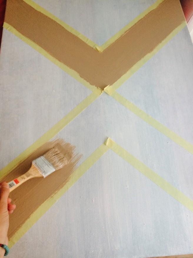 Pintar la zona deseada