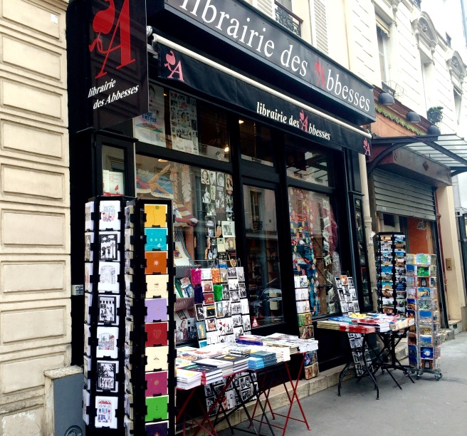 Librairie des Abesses