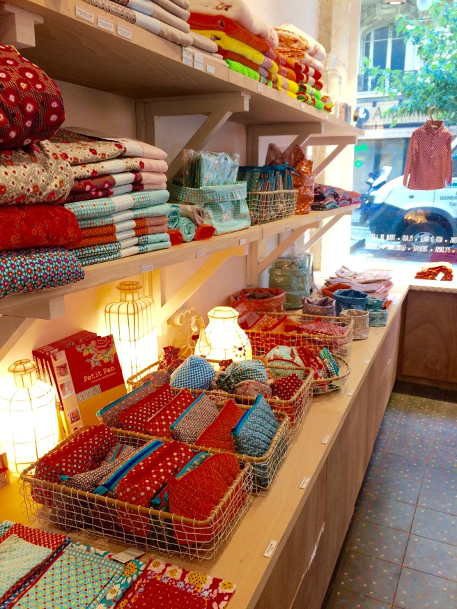 Tienda patchwork