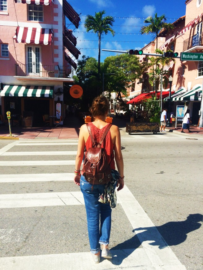 Española Way Miami Beach