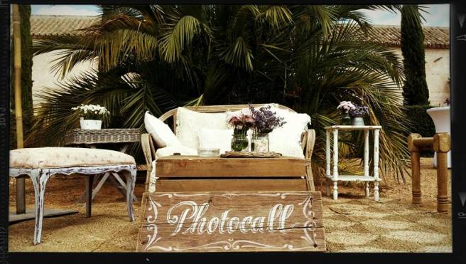 Photocall Vintage