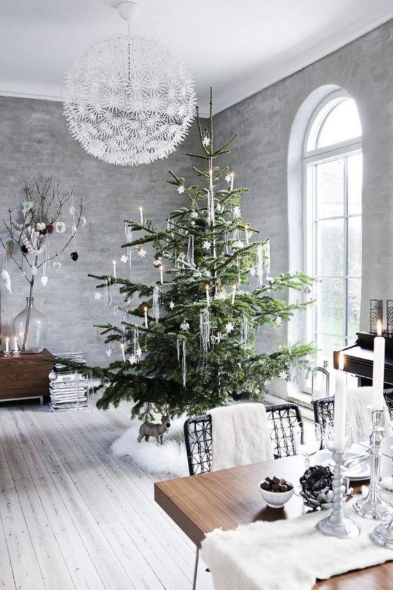 decoracion-navidena-arbol-minimalista