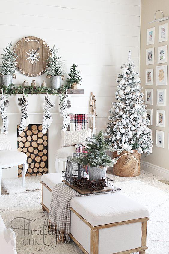 decoracion-navidena-en-blanco