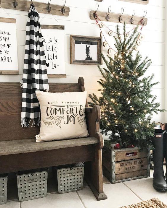 decoracion-navidena-rustica