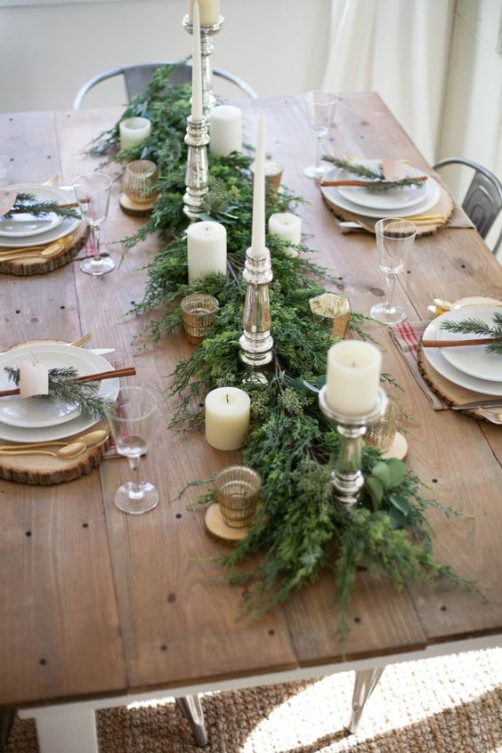 mesa-de-navidad-madera