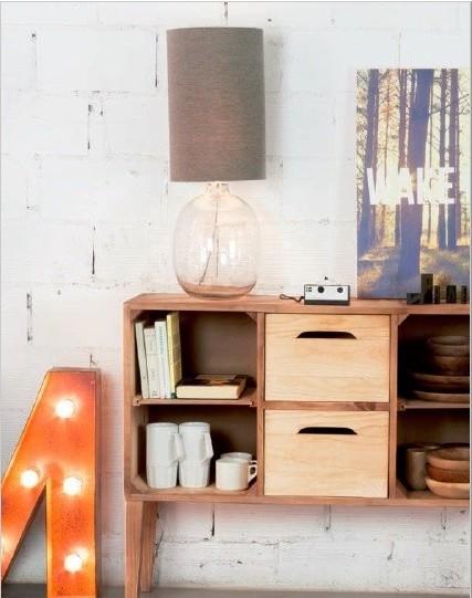 aparador-huecos-y-cajones-madera-natural-105cm