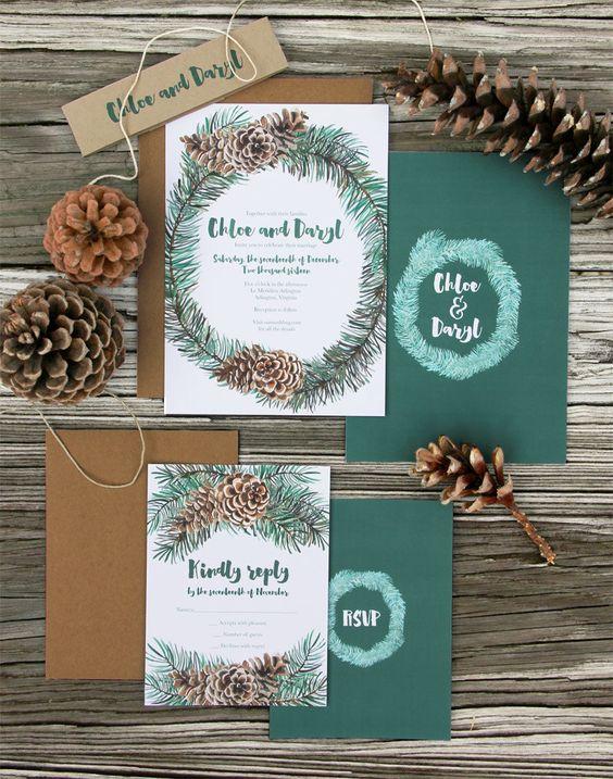 inspiracion-invitaciones-boda-de-invierno