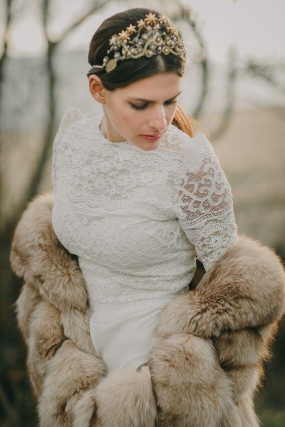 novia-boda-de-invierno-abrigo-piel